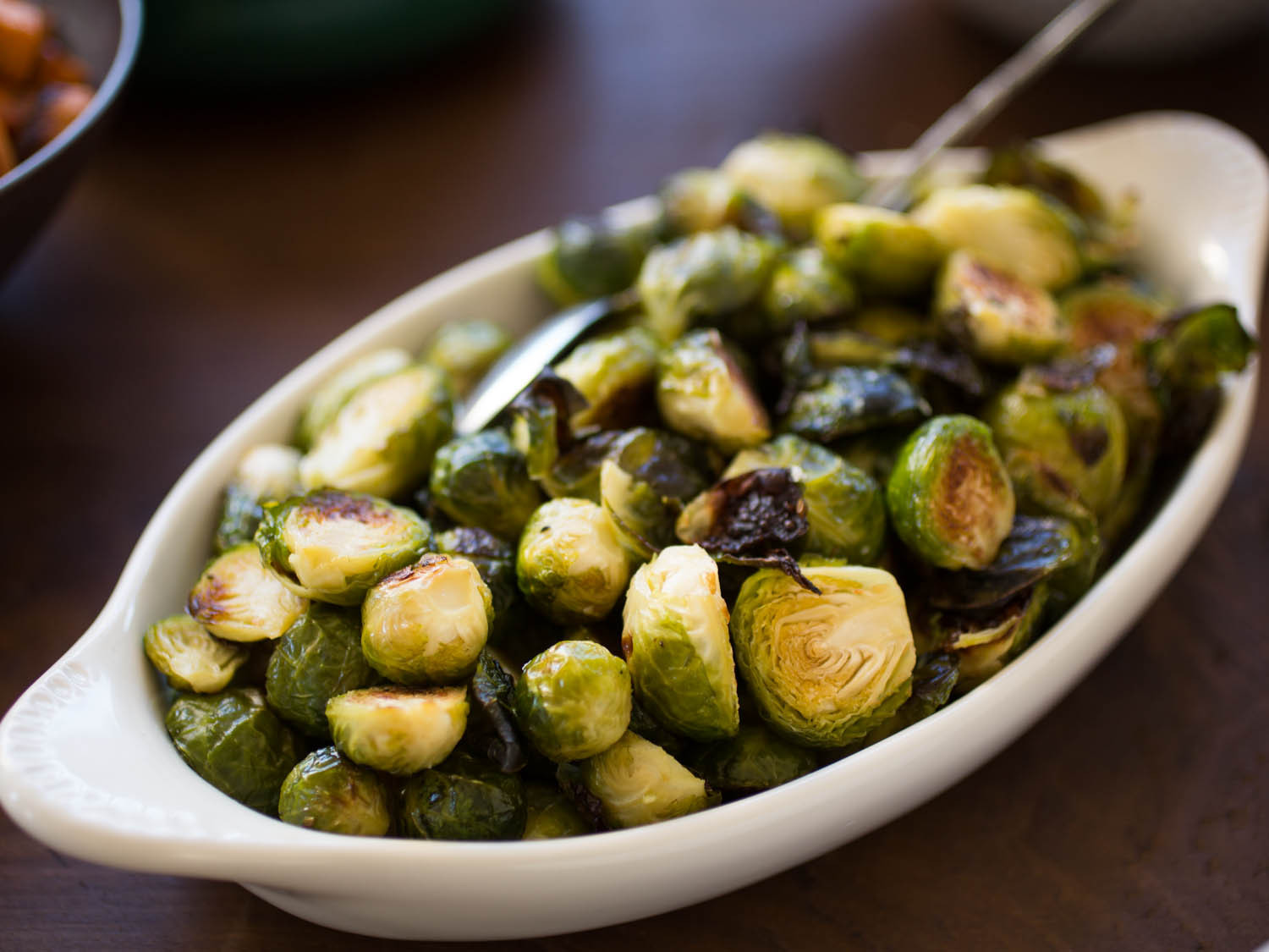 Sprouts Thanksgiving Turkey  12 Brussels Sprout Recipes for Thanksgiving