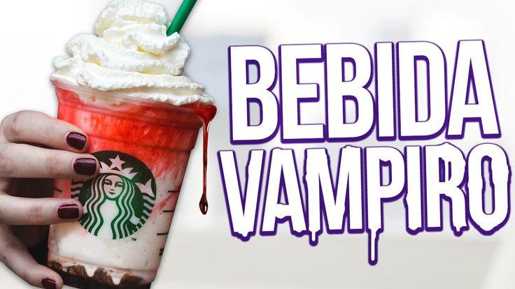 Starbucks Halloween Drinks 2019  PREPARA UNA BEBIDA VAMPIRO Starbucks Frappula Frapp