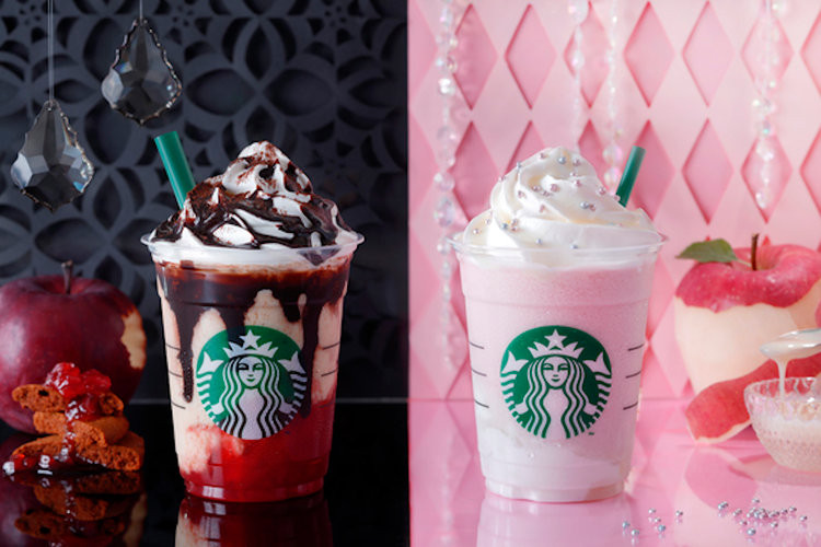 Starbucks Halloween Drinks 2019  Starbucks is serving witch and princess themed