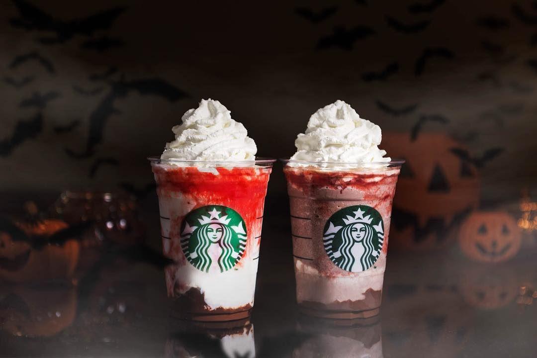 Starbucks Halloween Drinks 2019  Starbucks Is Bringing Back Vampire Frappuccinos For