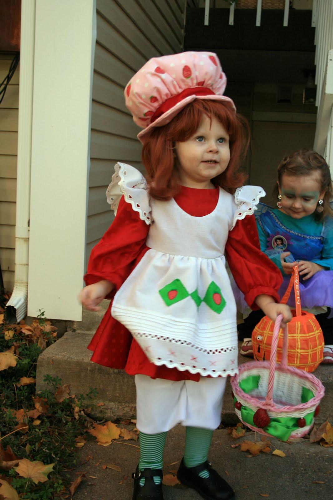 Strawberry Shortcake Halloween  Creative Custom Costumes and Consulting Strawberry