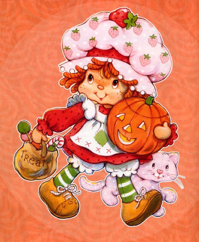 Strawberry Shortcake Halloween  573 best halloween images on Pinterest