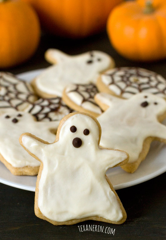 Sugar Cookies Halloween  Witch Finger Cookies without food coloring Texanerin