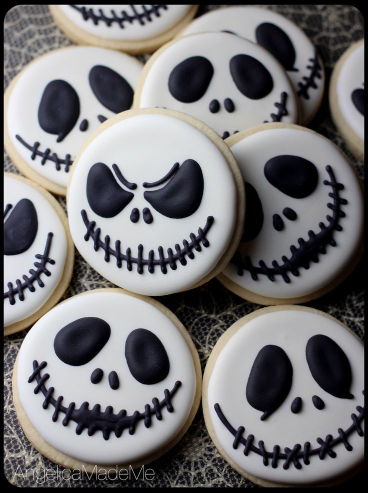 Sugar Cookies Halloween  Best 25 Halloween cookies decorated ideas on Pinterest