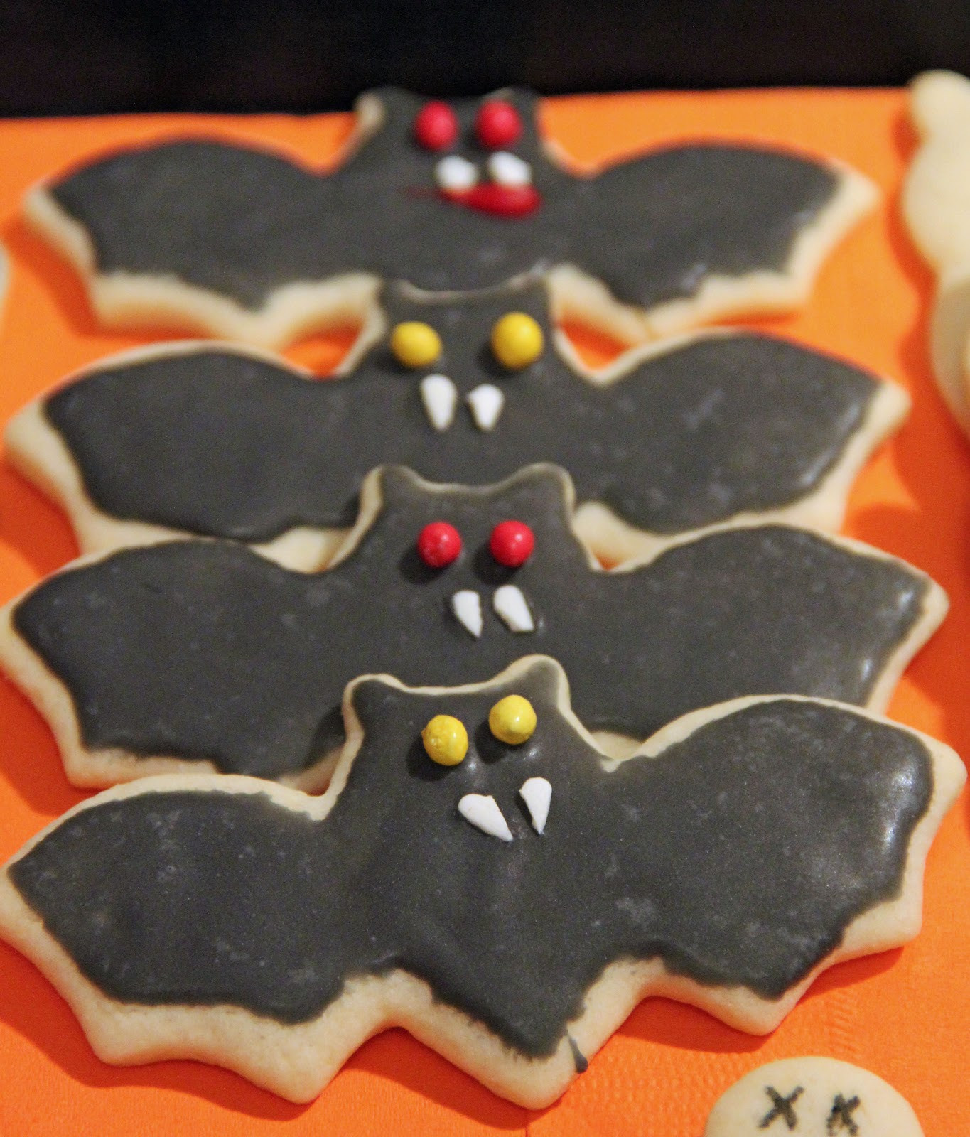 Sugar Cookies Halloween  Jo and Sue Halloween Sugar Cookies