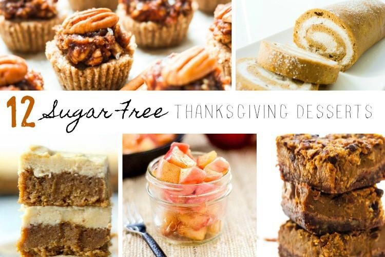 Sugar Free Thanksgiving Desserts  Sugar Free Thanksgiving Desserts Makeovers and Motherhood
