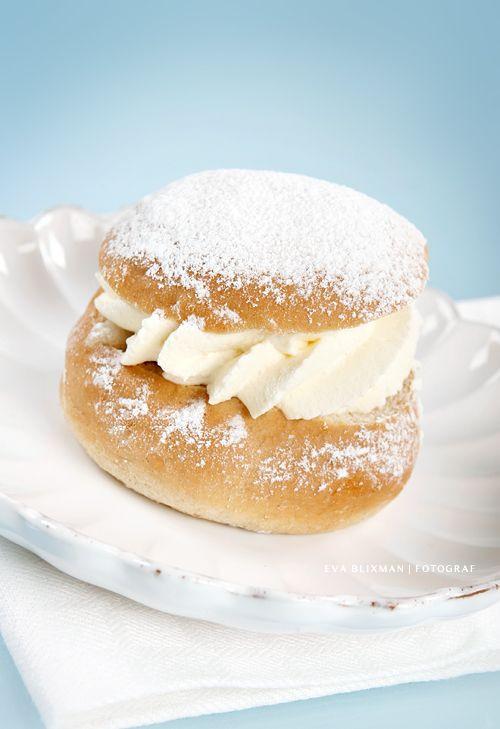 "Swedish Christmas Desserts  Swedish Desserts the swedish dessert ""Semla"""