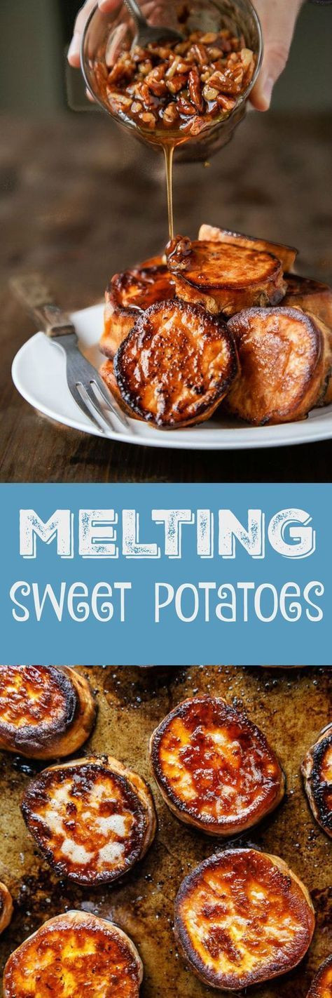 Sweet Potatoes Recipe For Thanksgiving Dinner  17 Best images about Thanksgiving Menu Ideas on Pinterest