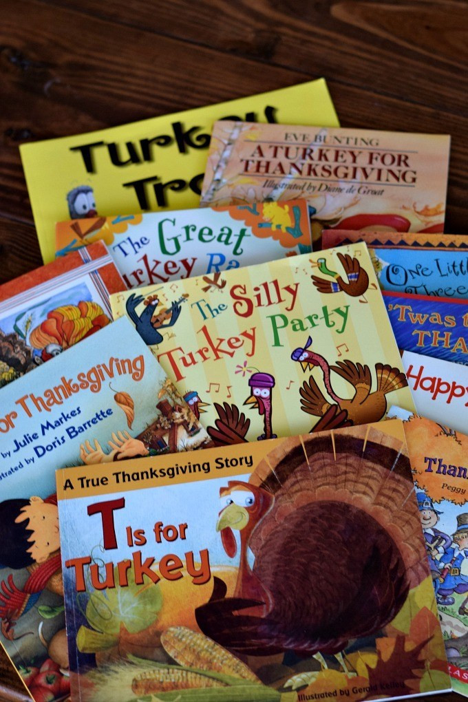 T Is For Turkey: A True Thanksgiving Story  Thanksgiving Day Activities for Kids This Little Home of