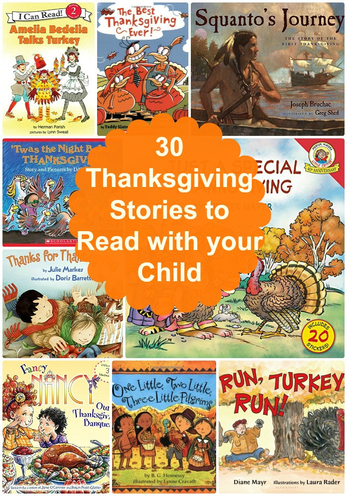 T Is For Turkey: A True Thanksgiving Story  30 Thanksgiving Stories to Read to your Child