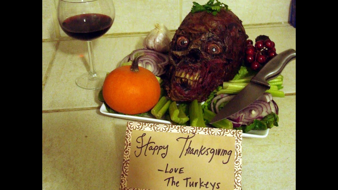 T Is For Turkey: A True Thanksgiving Story  4 Freaky True Thanksgiving Black Friday Horror Stories