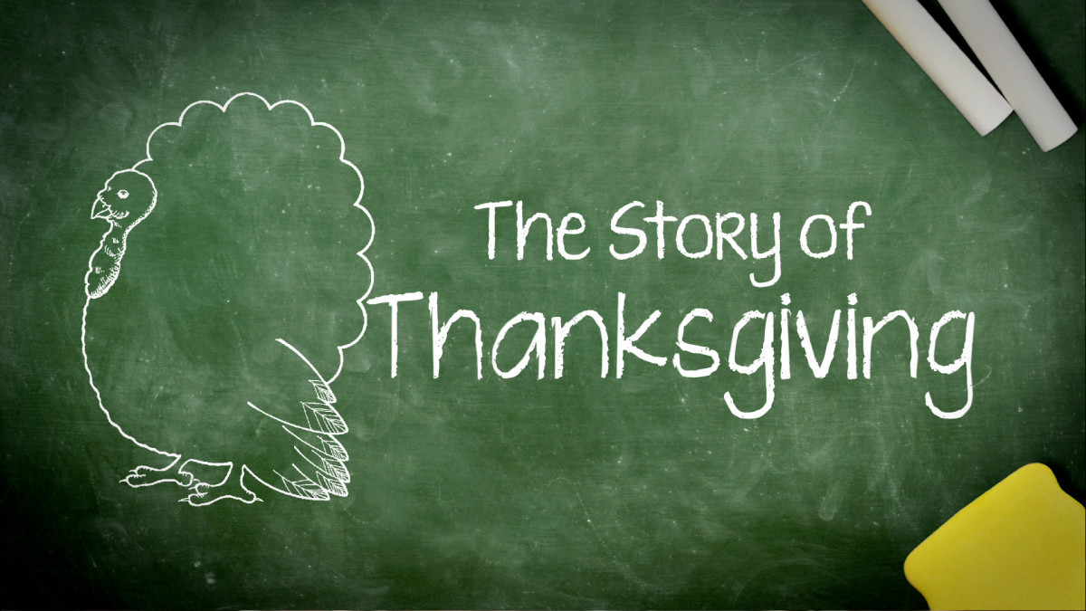 T Is For Turkey: A True Thanksgiving Story  Kids History The First Thanksgiving HISTORY