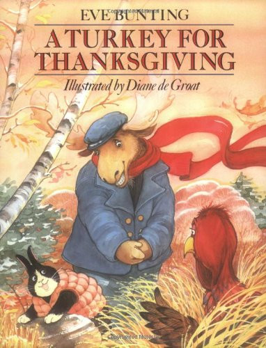 T Is For Turkey: A True Thanksgiving Story  Popular Thanksgiving Picture Books For Kids