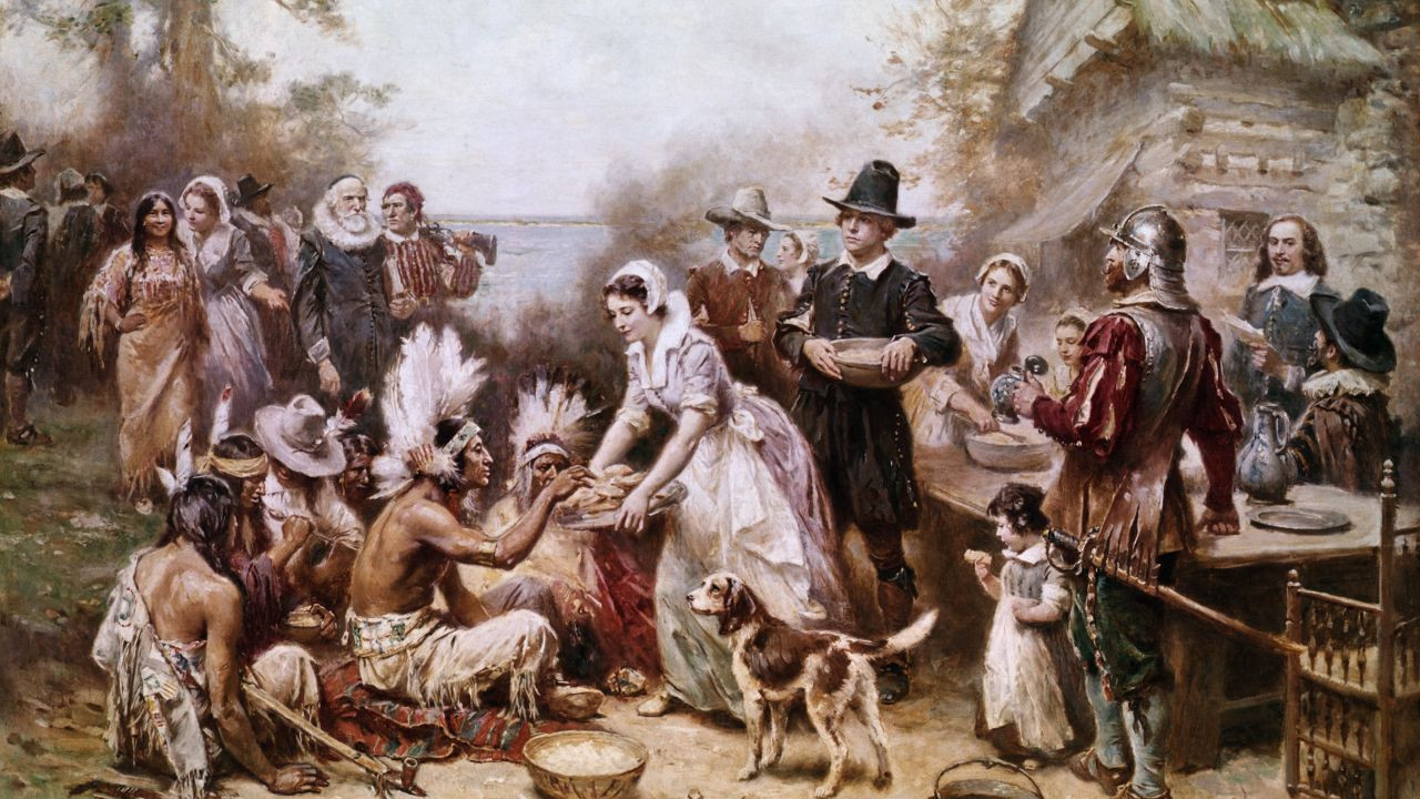 T Is For Turkey: A True Thanksgiving Story  Book Excerpt The Real Thanksgiving Story – BillMoyers