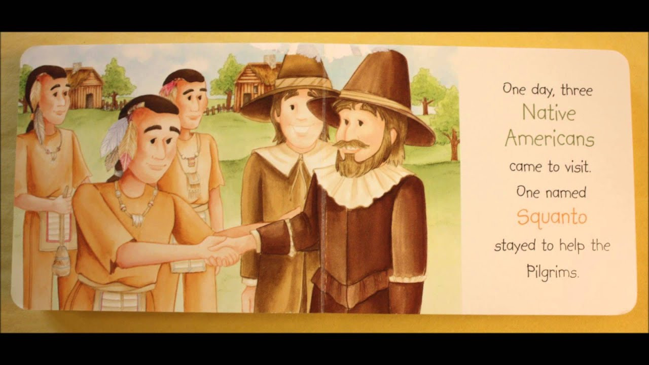 T Is For Turkey: A True Thanksgiving Story  The Story of Thanksgiving Thanksgiving Read Aloud for