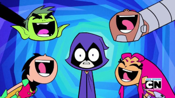 Teen Titans Go! Caramel Apples; Halloween  Teen Titans Go Season 2 Episode 28