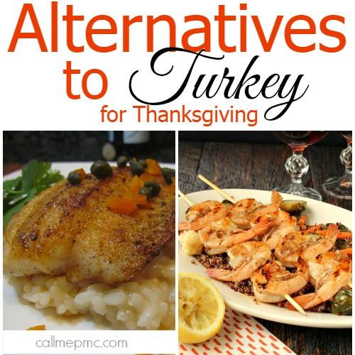 Thanksgiving Alternatives To Turkey  Alternatives to Turkey for Thanksgiving Call Me PMc