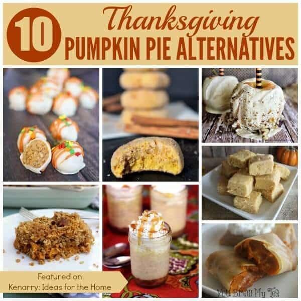 Thanksgiving Alternatives To Turkey  Pumpkin Pie Alternatives 10 Ideas for Thanksgiving