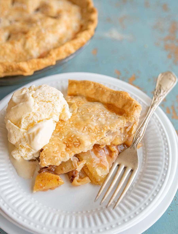 Thanksgiving Apple Recipes  Easy Apple Pie Recipe