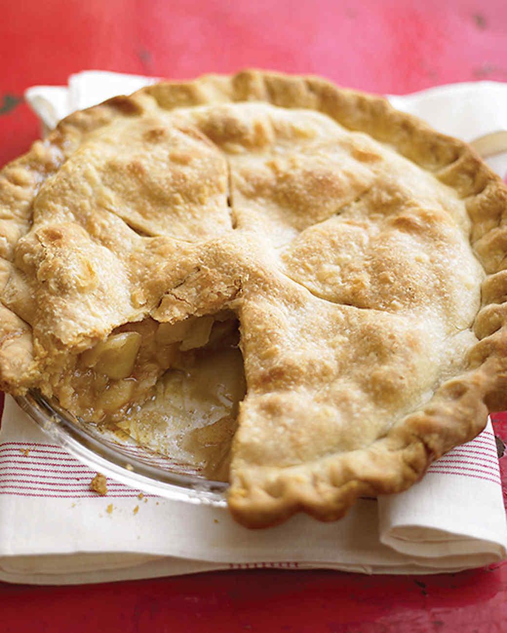 Thanksgiving Apple Recipes  Apple Pie