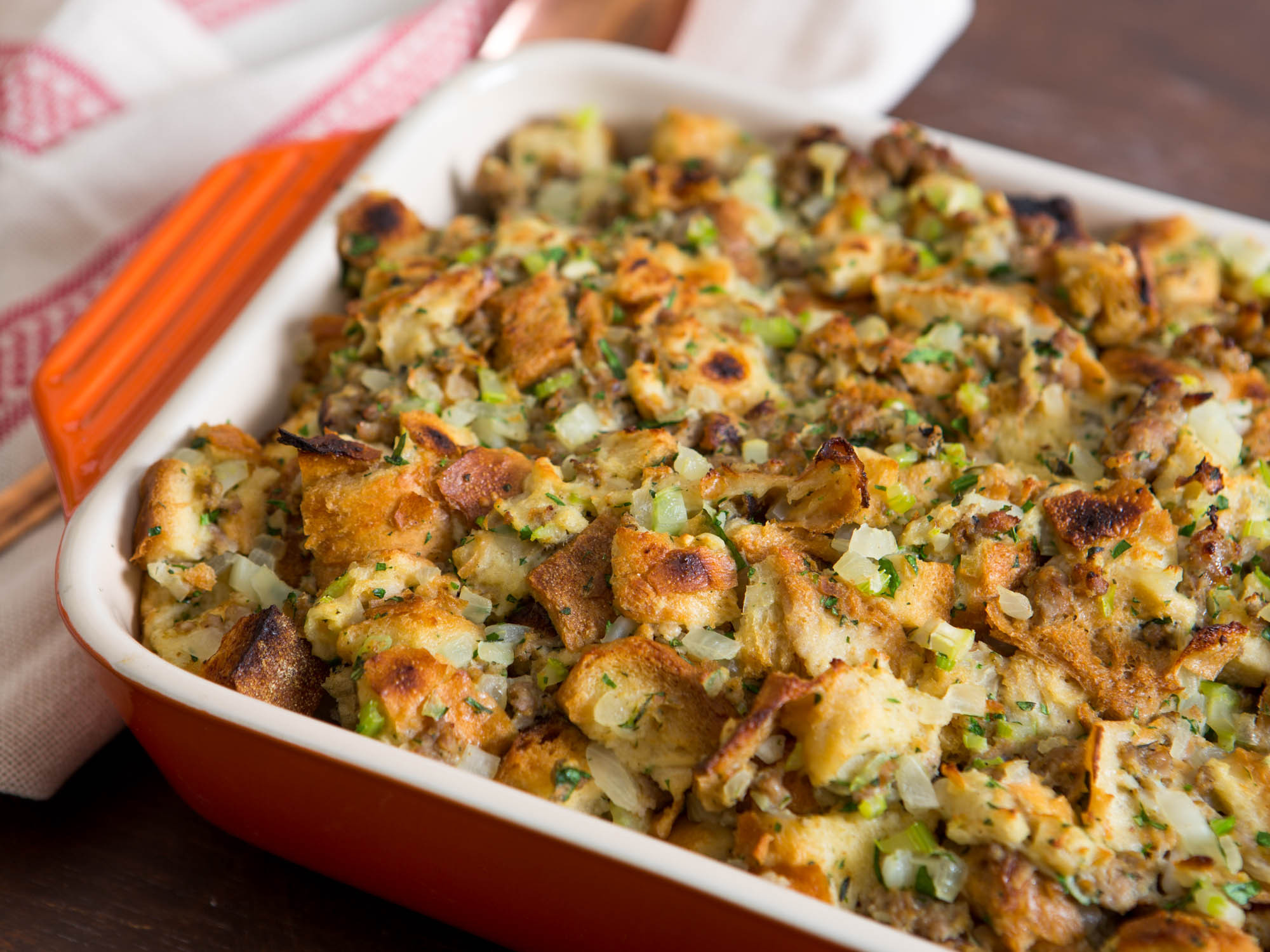 Thanksgiving Bread Recipes  Want the Best Thanksgiving Stuffing Consider the Oyster