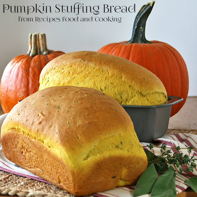Thanksgiving Bread Recipes  Thanksgiving Recipe Round Up Recipes Food and Cooking