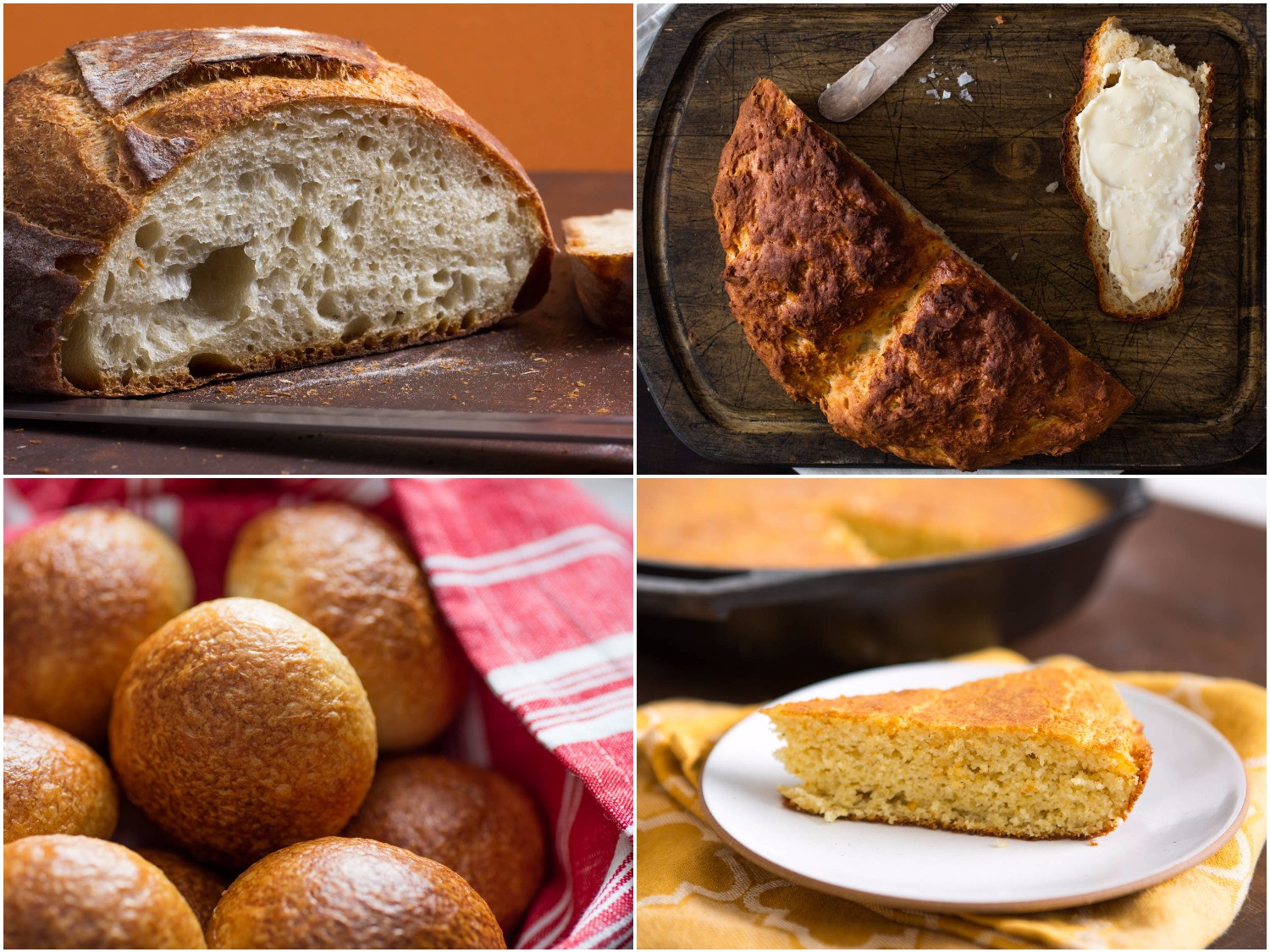Thanksgiving Bread Recipes  16 Thanksgiving Bread Roll and Biscuit Recipes to Sop It