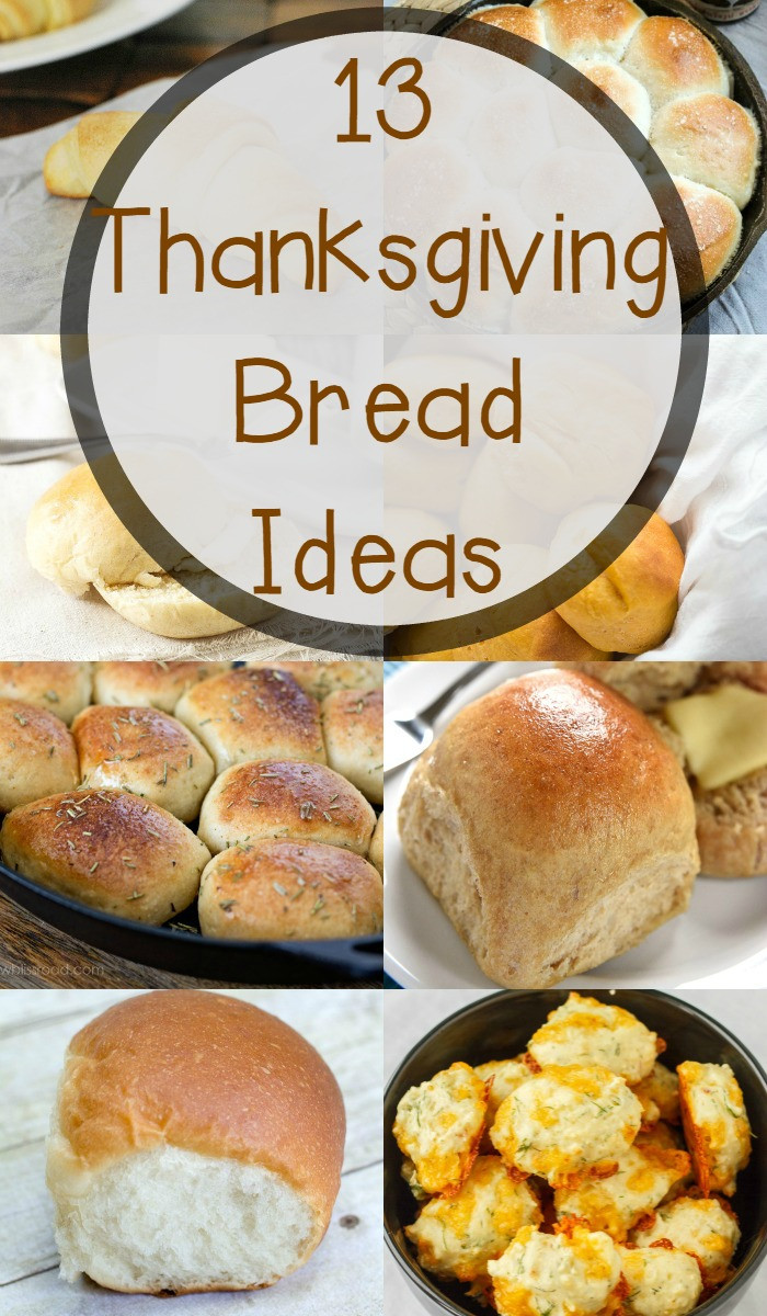 Thanksgiving Bread Recipes  13 Thanksgiving Bread Recipes for Your Holiday Table The