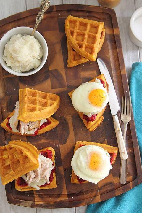 Thanksgiving Breakfast Menus  30 Thanksgiving Brunch Ideas Recipes for Thanksgiving