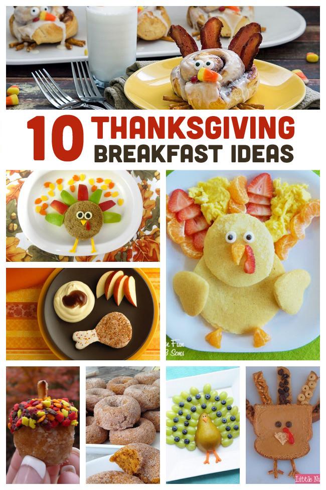 Thanksgiving Breakfast Menus  10 Fun Thanksgiving Breakfast Ideas Love and Marriage