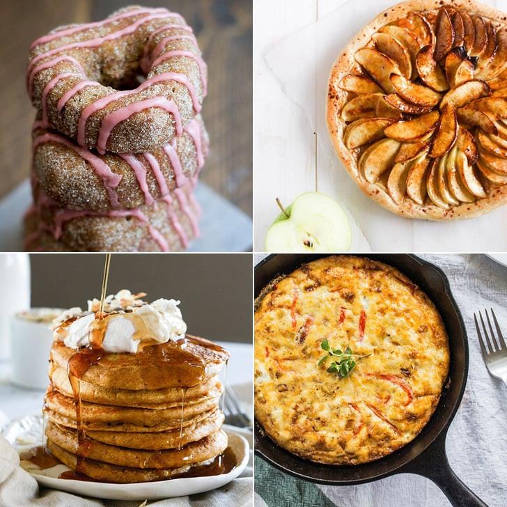 Thanksgiving Breakfast Menus  Thanksgiving Brunch Recipes