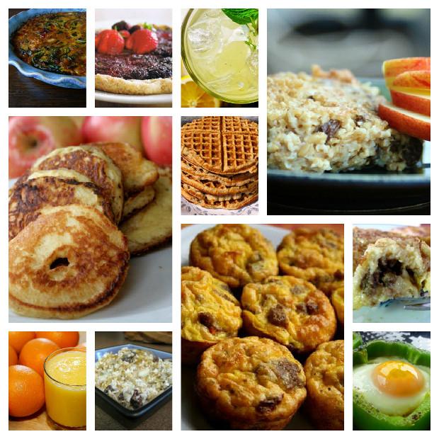Thanksgiving Breakfast Menus  11 Thanksgiving Breakfast Ideas Food Renegade