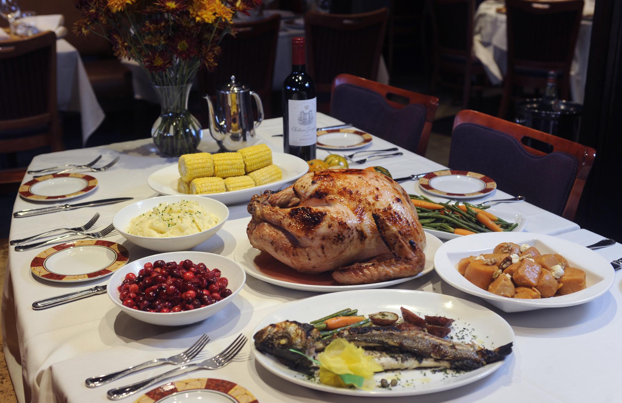 Thanksgiving Breakfast Restaurants  10 great Thanksgiving dishes at Baltimore restaurants