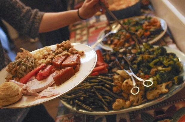 Thanksgiving Breakfast Restaurants  Portland restaurants that serve Thanksgiving dinner