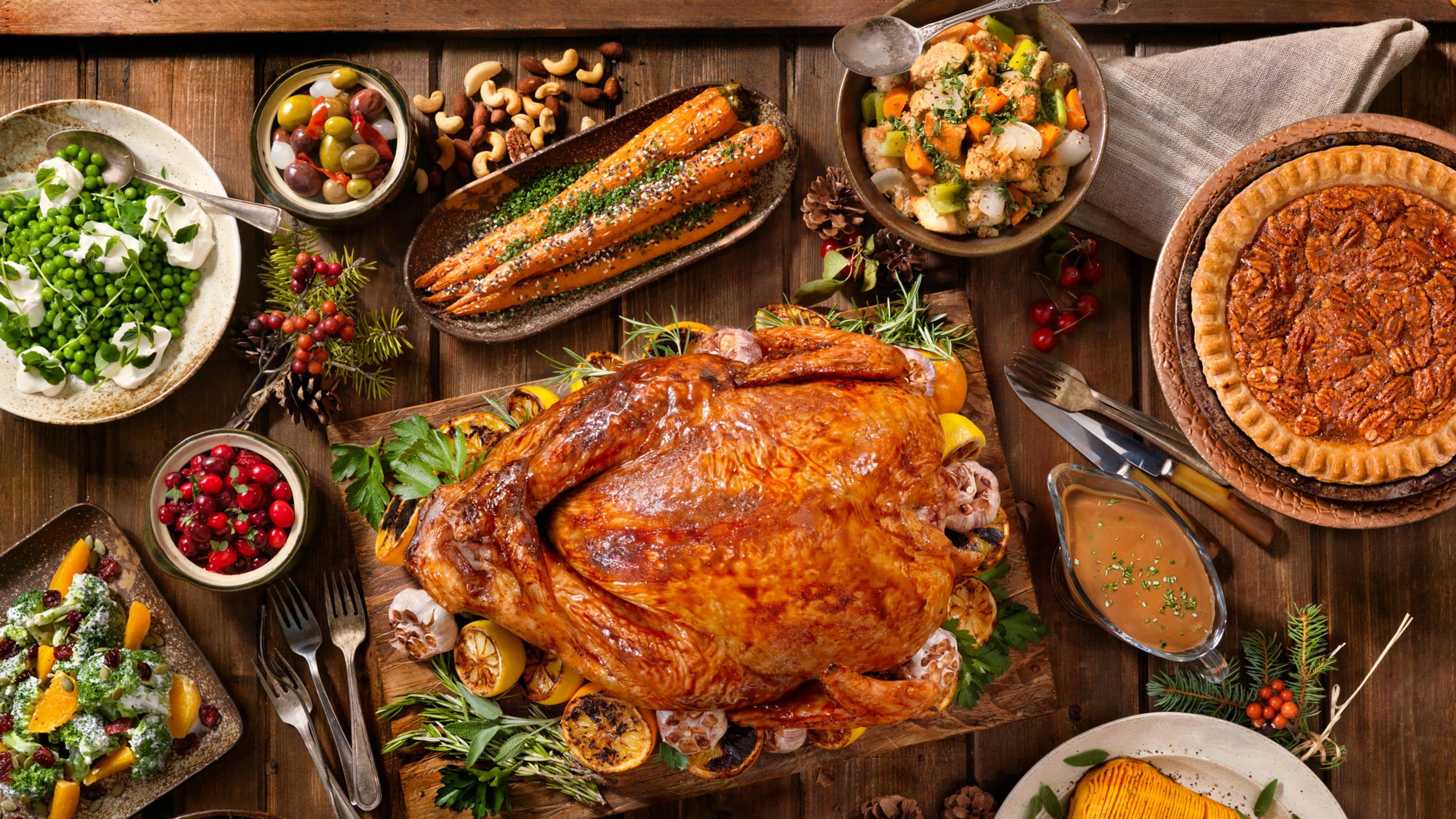 Thanksgiving Breakfast Restaurants  Thanksgiving 2018 What NJ restaurants are open