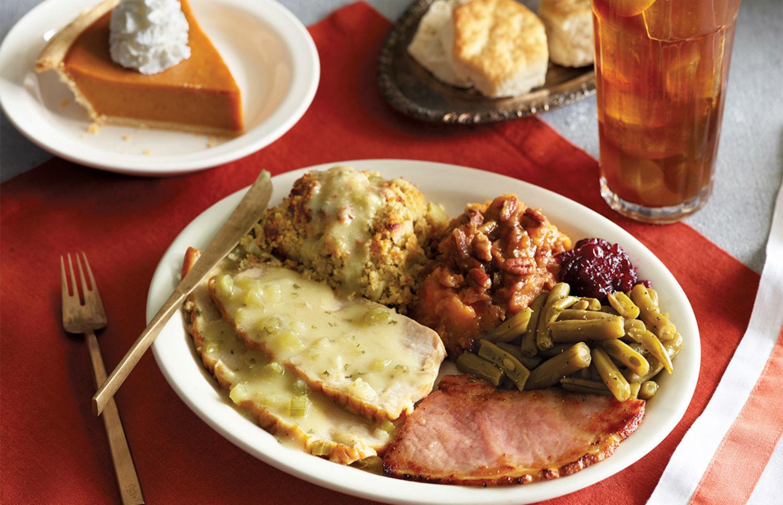 Thanksgiving Breakfast Restaurants  18 chain restaurants that will be serving Thanksgiving