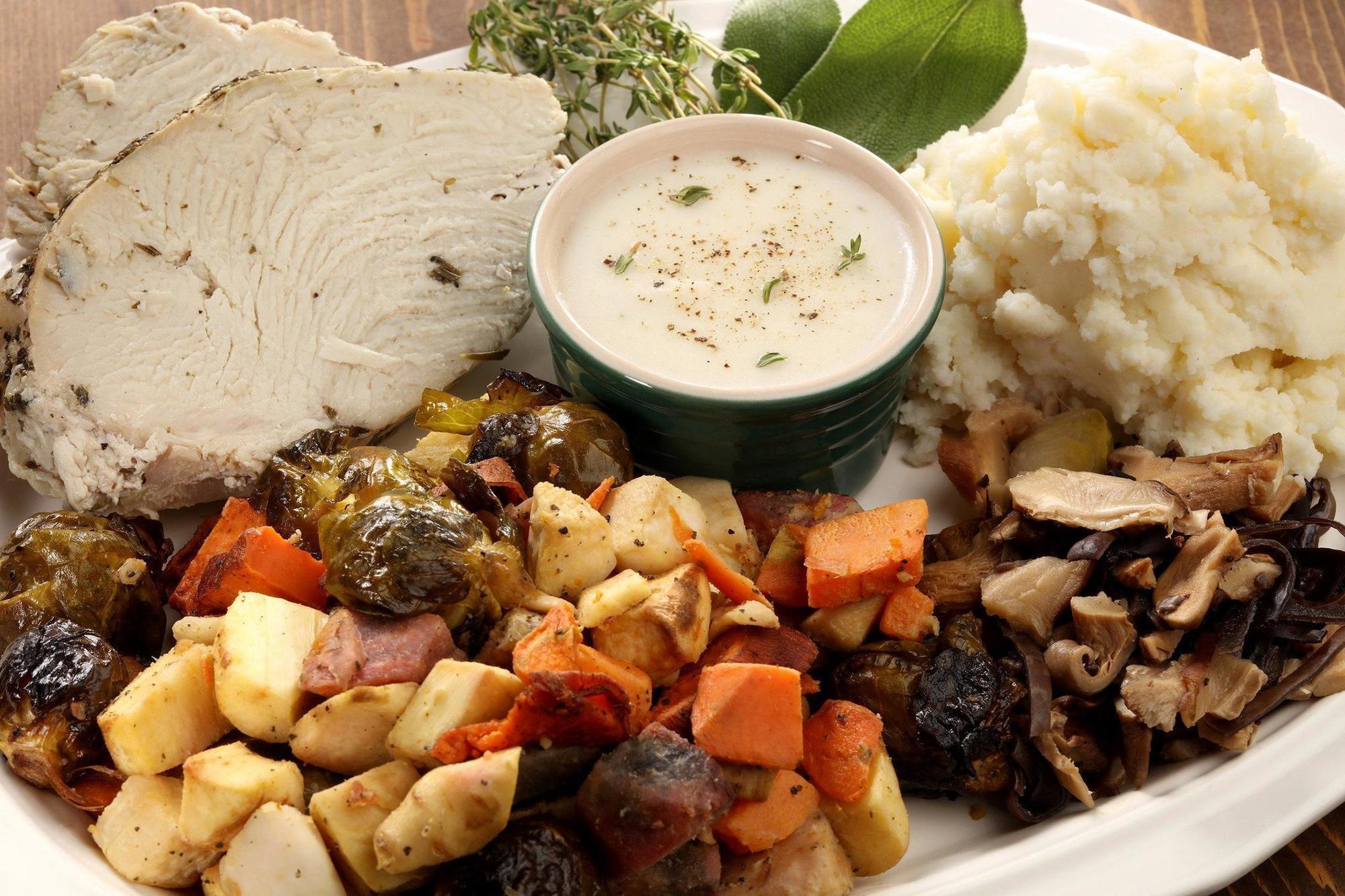 Thanksgiving Breakfast Restaurants  Why cook Here s our guide to Thanksgiving restaurant