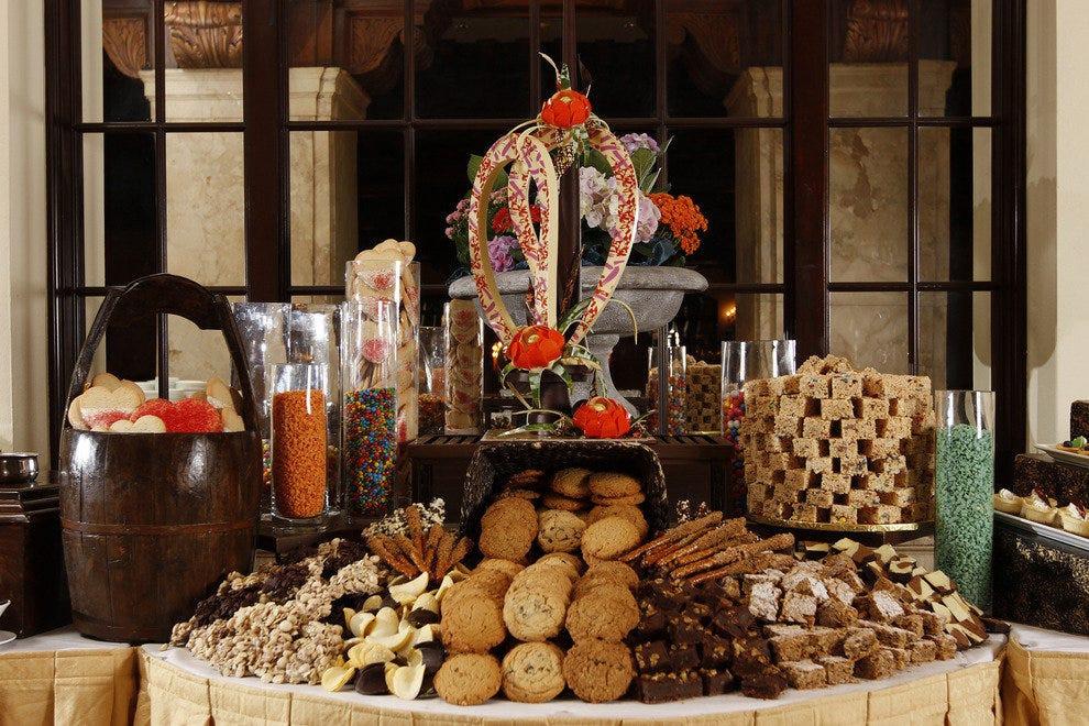 Thanksgiving Breakfast Restaurants  Capriccio Grill Peabody Hotel Memphis Memphis