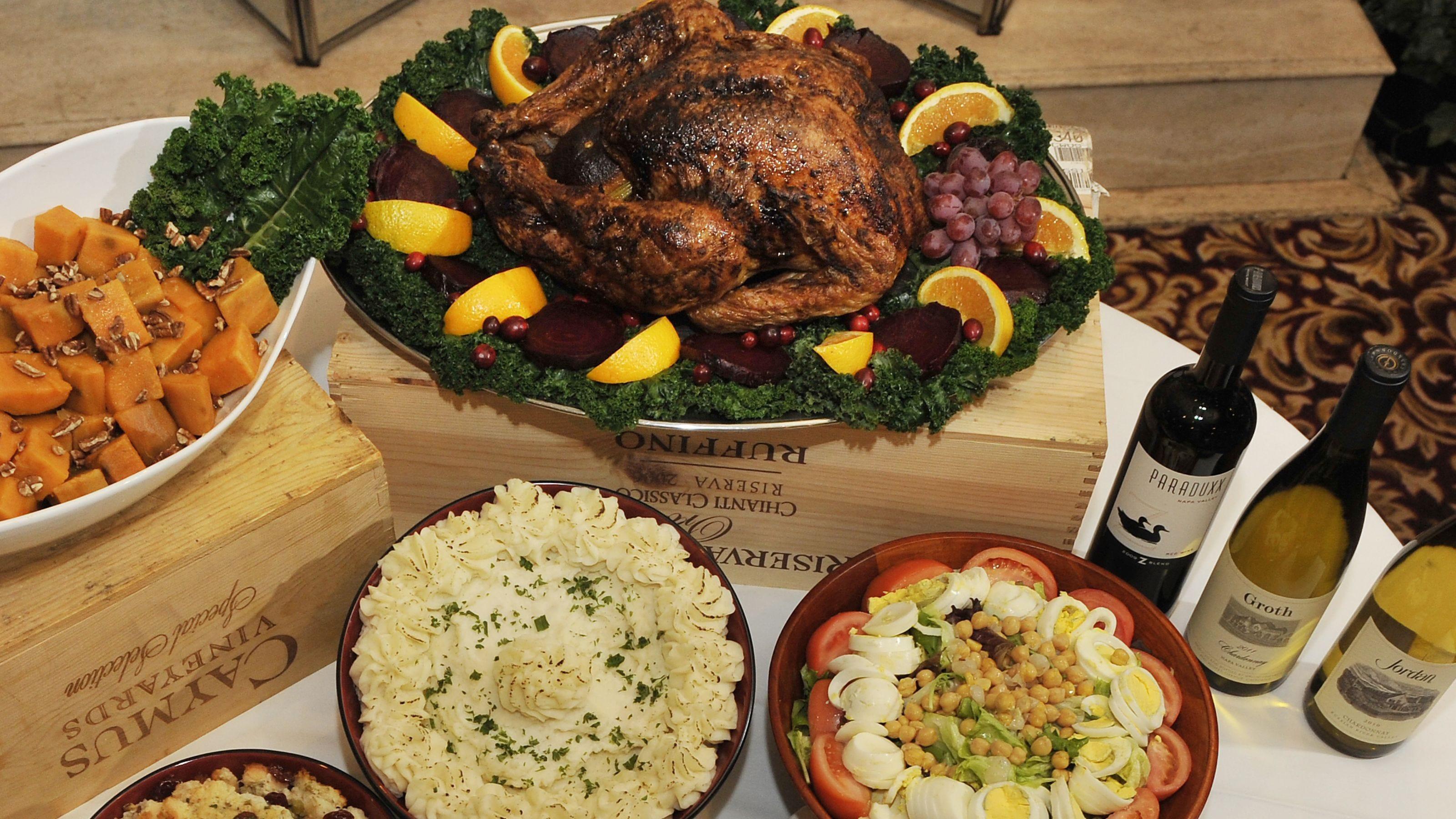 Thanksgiving Breakfast Restaurants  Restaurants offer Thanksgiving dining service