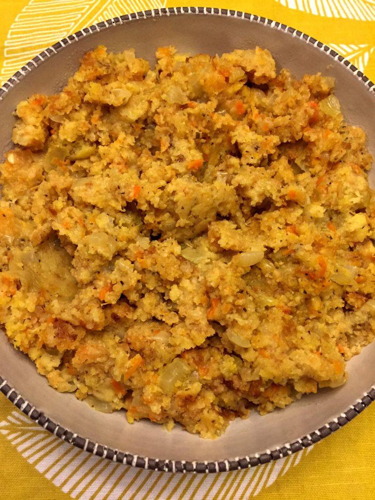 Thanksgiving Cornbread Recipe  Easy Cornbread Stuffing – Best Ever Dressing Recipe For