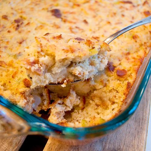 Thanksgiving Cornbread Recipe  Southern Cornbread Dressing