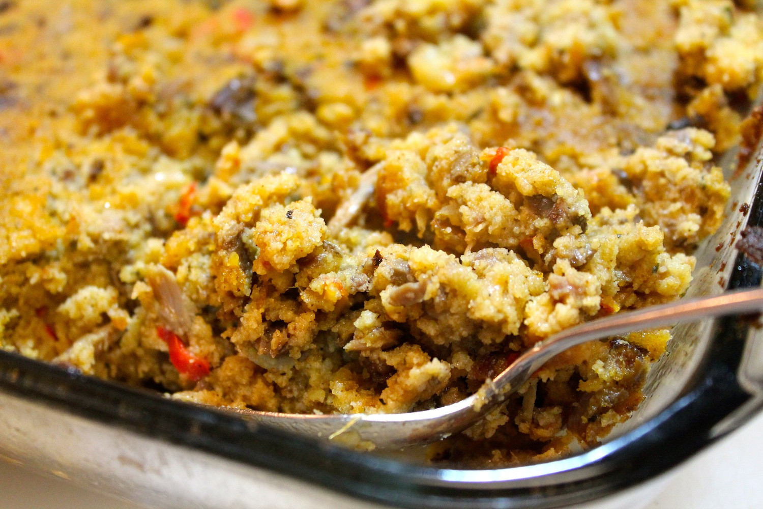 Thanksgiving Cornbread Recipe  5 MUST HAVE Thanksgiving Dishes