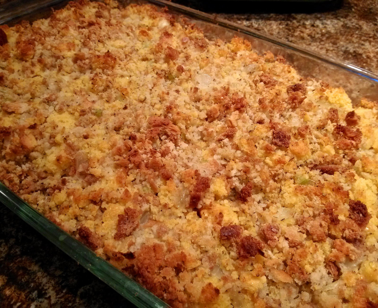 Thanksgiving Cornbread Recipe  South Your Mouth Southern Thanksgiving Recipes