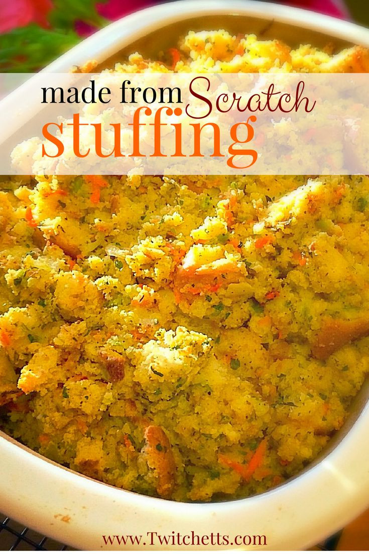 Thanksgiving Cornbread Recipe  1000 ideas about Thanksgiving Stuffing on Pinterest