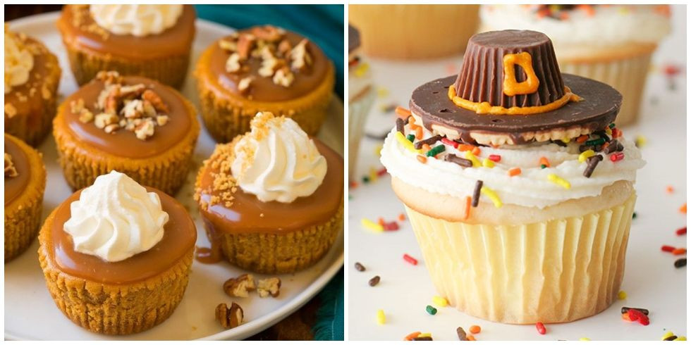 Thanksgiving Cupcakes Decorating Ideas  20 Easy Thanksgiving Cupcakes Cute Decorating Ideas and