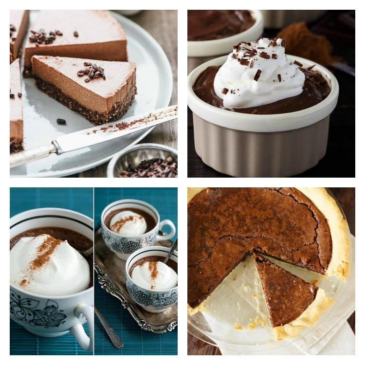 Thanksgiving Day Desserts  15 of the Best Thanksgiving Chocolate Desserts • The