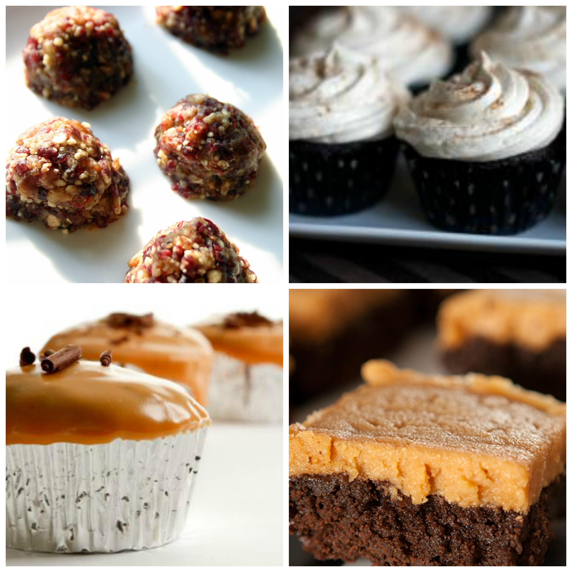Thanksgiving Day Desserts  25 Lighter and healthier Thanksgiving desserts