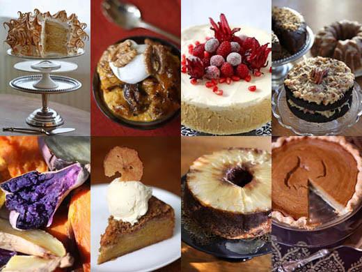 Thanksgiving Day Desserts  Thanksgiving Desserts ZoëBakes