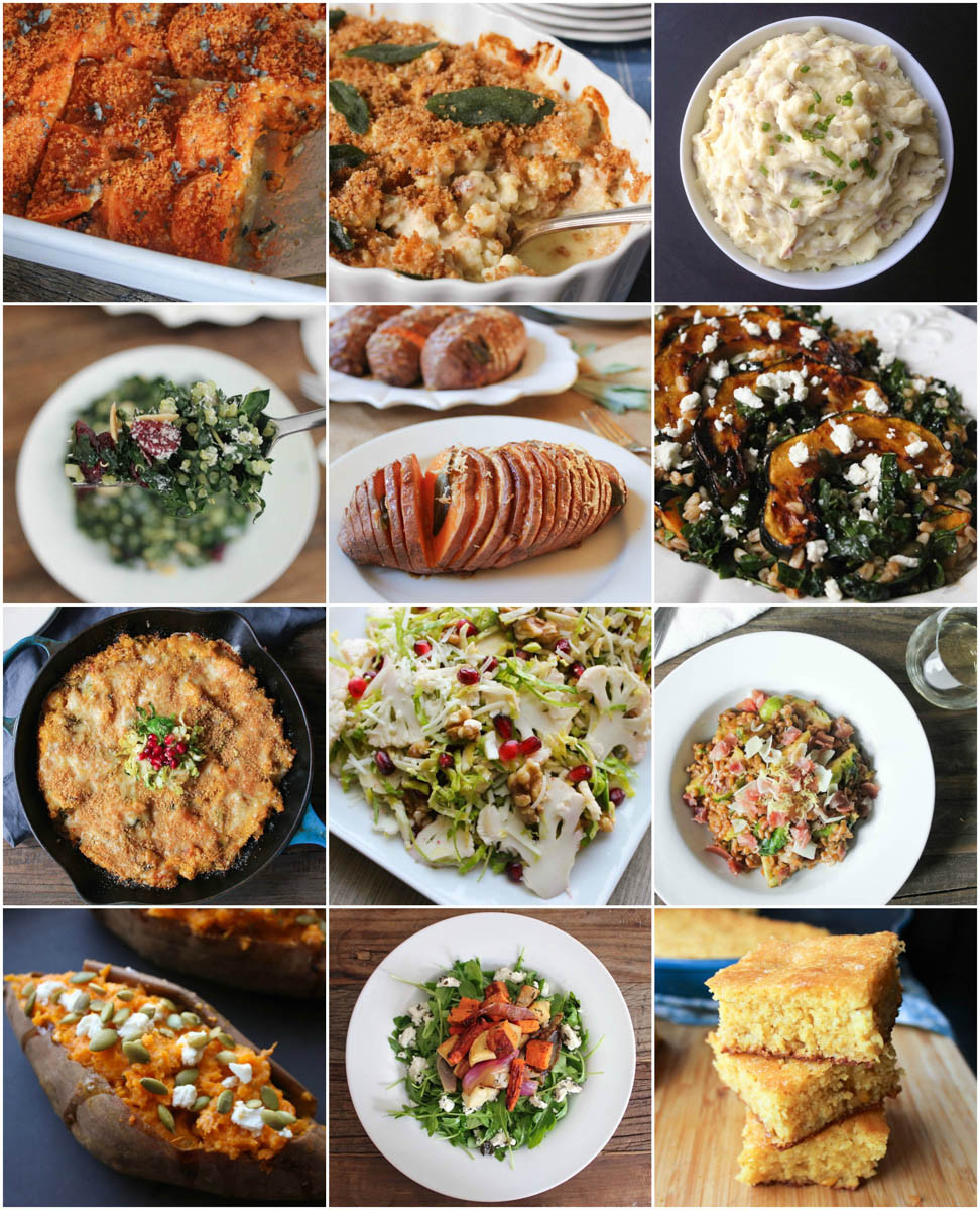 Thanksgiving Day Side Dishes  12 Show Stopping Thanksgiving Sides Domesticate ME