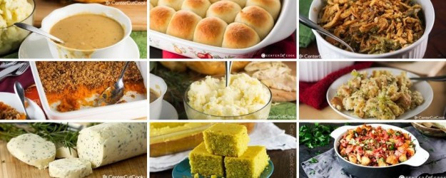 Thanksgiving Day Side Dishes  Best Thanksgiving Side Dishes
